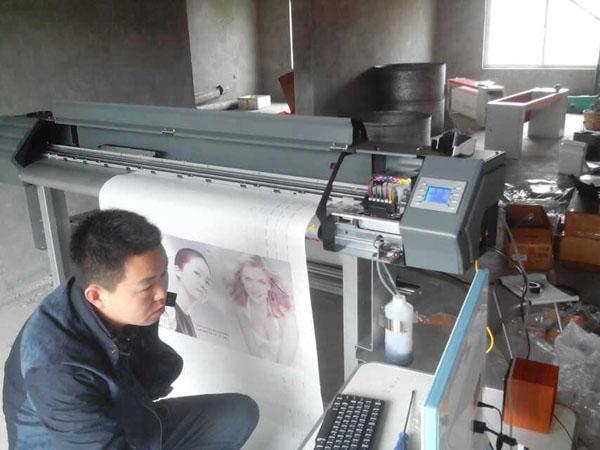 宏印写真机640 客户案例