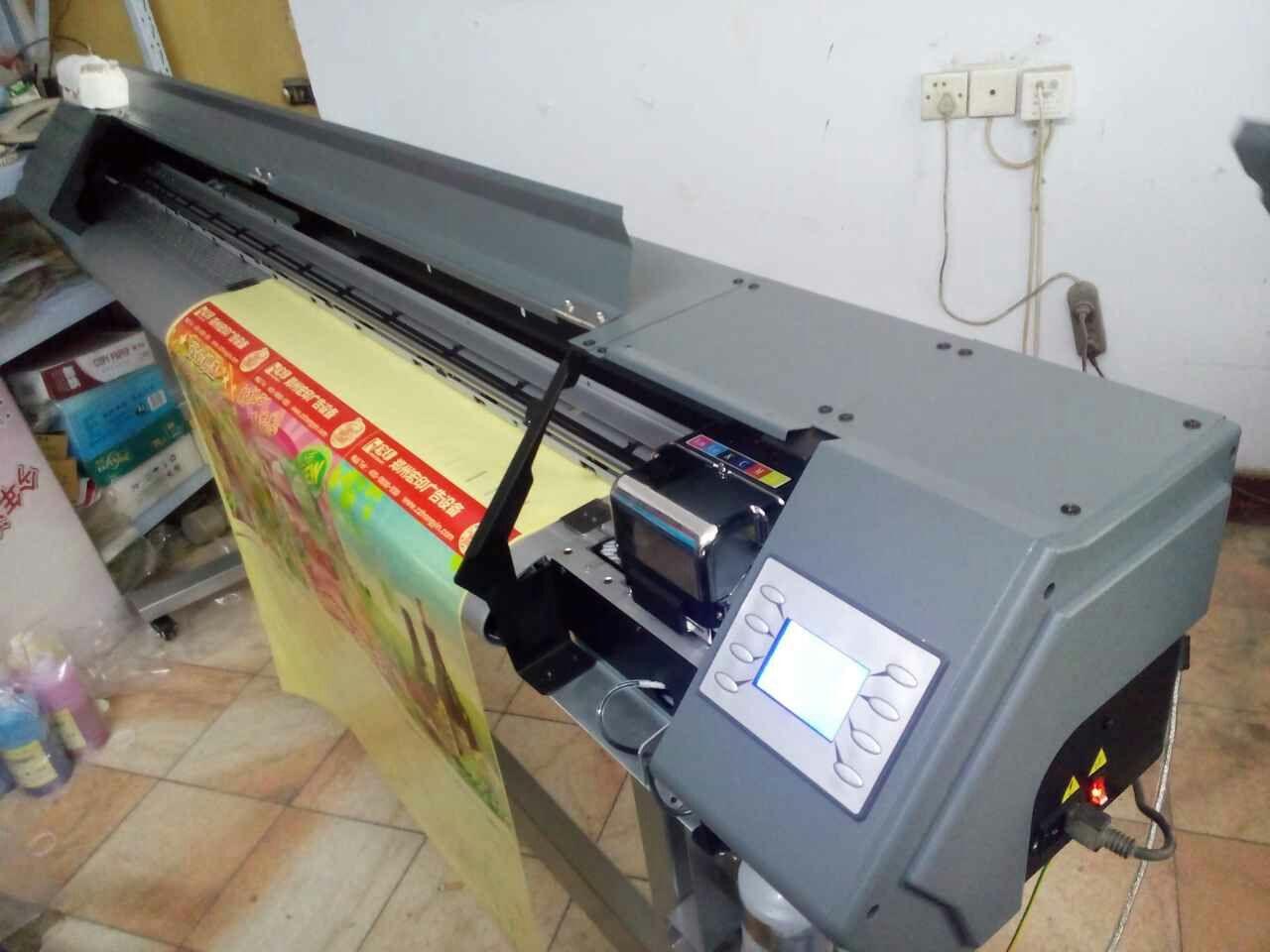 宏印写真机测试图